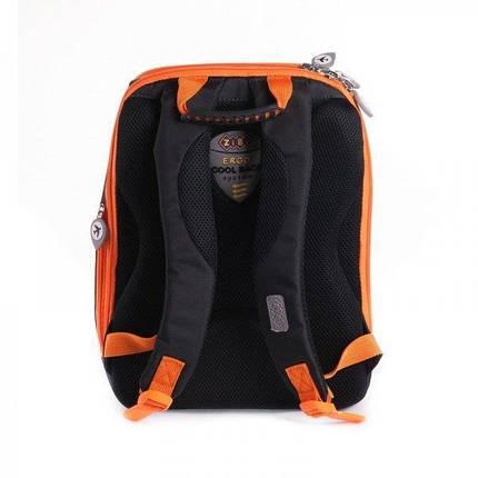 Каркасный школьный рюкзак с ортопедической спинкой для мальчика38*28*13, фото 2