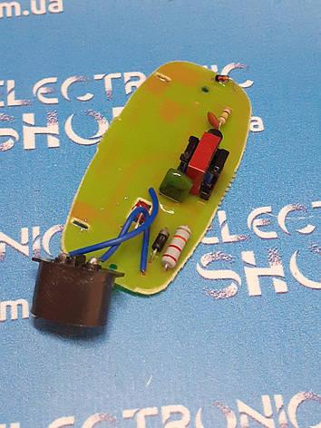 Плата питания к электробритве Luxurious Shaver RSCX-356 оригинал  б.у, фото 2