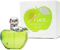 Женский парфюм Nina Ricci Nina Plain (Зелёное яблоко) - 80 мл
