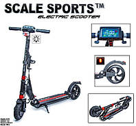 Электросамокат Scale Sports SS-01. Дисплэй управления!