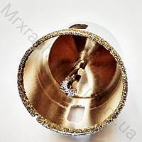 Алмазная коронка с центром по керамограниту, 40 мм ZHWEI
