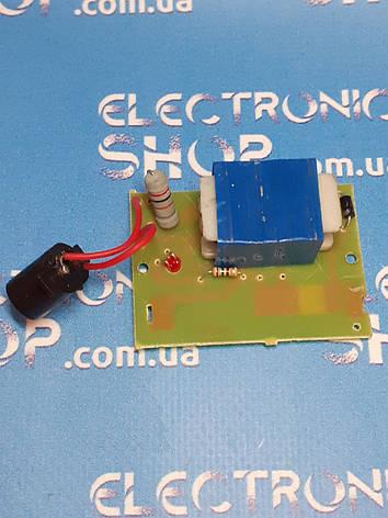 Плата питания к электробритве Prnice 8900 XF055 оригинал  б.у, фото 2
