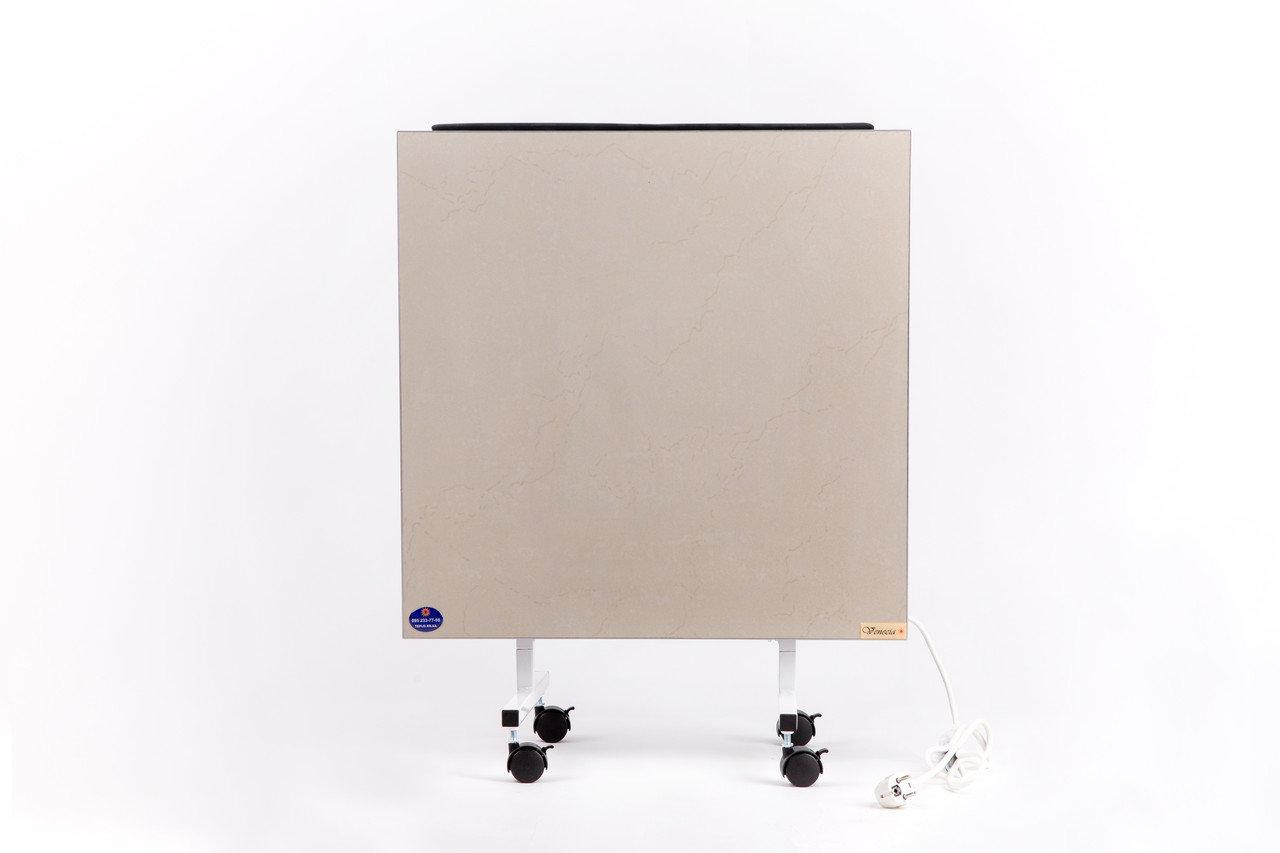 Энергосберегающая керамическая панель Венеция ПКИ 350W 60х60 см обогреватель для дома