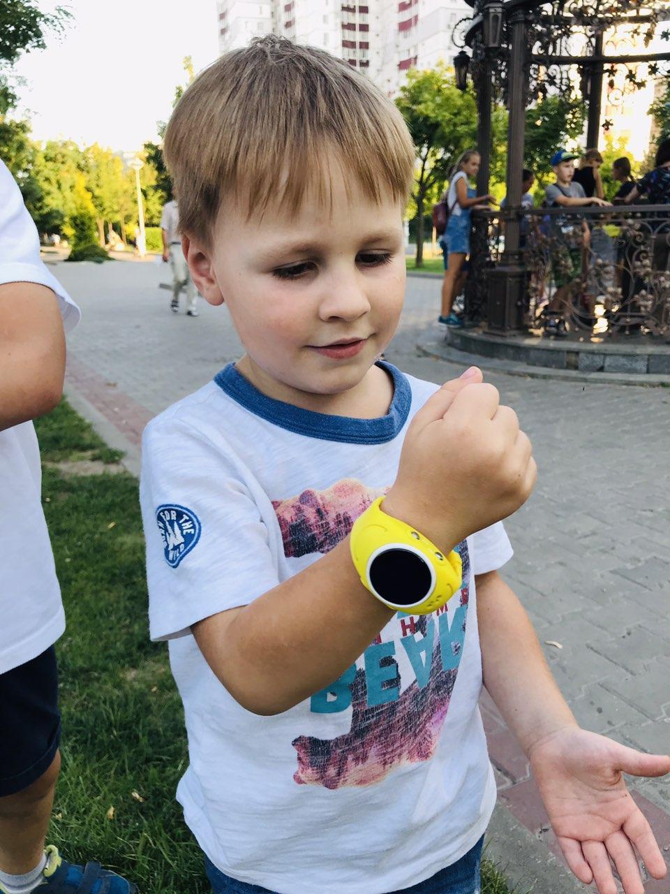 Детские водонепроницаемые умные часы-телефон с GPS трекером  Smart Baby Watch GW300s Оригинальные