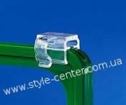Держатель с зажимом для подвешивания пластиковой рамки