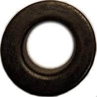 Люверс 7мм Аксид Черный плоский №5 Турецкий, фото 1