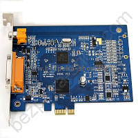Плата відеореєстрації Line PCI-E 4x25 Hybrid IP для систем відеоспостереження