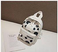 Детский рюкзак Позитив белый