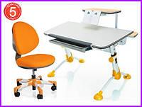 Комплект Mealux стол Orion BD-107 Y с полкой + кресло Vena Y-120 KY, фото 1