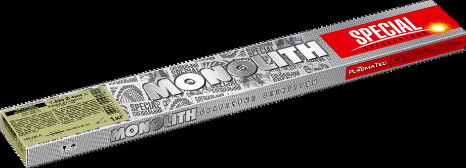 Электроды Монолит Т-590 наплавка РЦ Ø4 мм 1 кг, фото 2