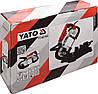 Пила ленточная на съемной подставке YATO YT-82185, фото 3
