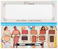 Палетка теней theBalm Nude Beach Eyeshadow Palette, 9,6 г