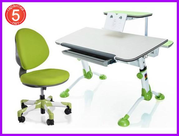 Комплект Mealux стол Orion BD-107 Z  с полкой + кресло Vena Y-120 KZ
