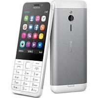 Телефон Nokia 230 Dual Sim Silver