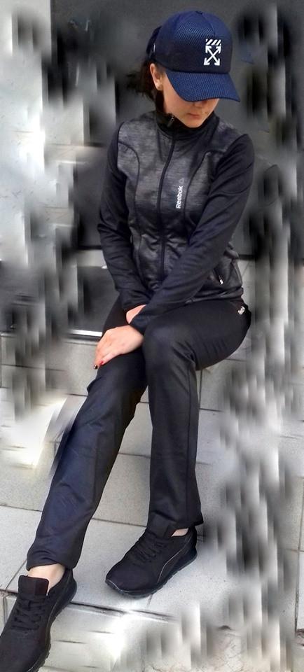 Женский спортивный костюм Reebok