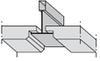 Кромка Tegular 24mm