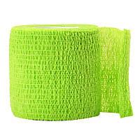 Бандажная лента (зелёная) 5см*4,5м