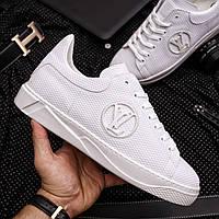 Мужские кеды Louis Vuitton White, Реплика