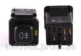 Кнопка задней противотуманной фары ВАЗ 2108 без фиксации