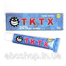 Обезбаливающий крем TKTX 20%