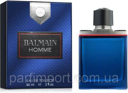 BALMAIN HOMME EDT 60 ml  туалетная вода мужская (оригинал подлинник  )