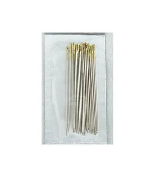 Иглы бисерные №12 (упаковка)