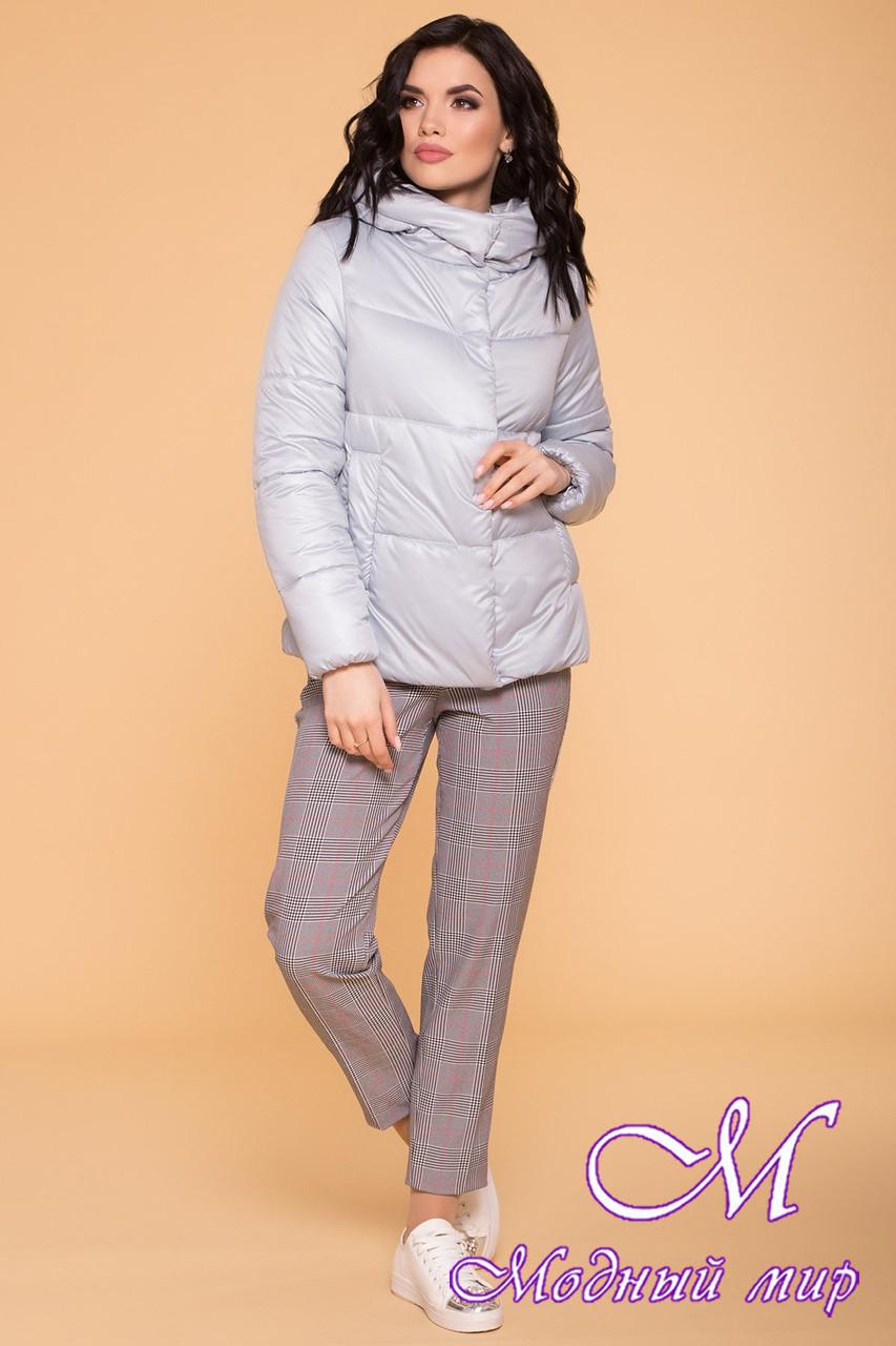 Женская осенняя куртка с капюшоном (р. S, M, L) арт. Рито 6779 - 41909