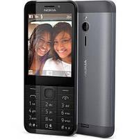 Телефон Nokia 230 Dual Sim Dark Silver