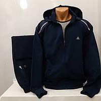 Батальный спортивный  костюм, Турция, Soccer, тёмно-синий, размер 60.