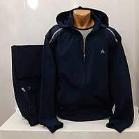 Батальный спортивный  костюм, Турция, Soccer, тёмно-синий, размер 6хл.