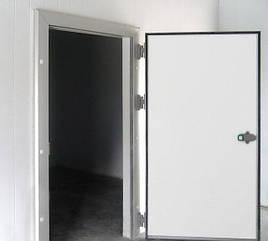 Холодильні двері