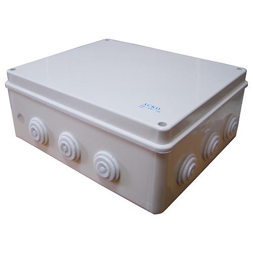 Распределительная коробка 300х250х120, IP55