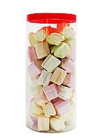 Конфетный тубус (Тубус прозрачный пластиковый)