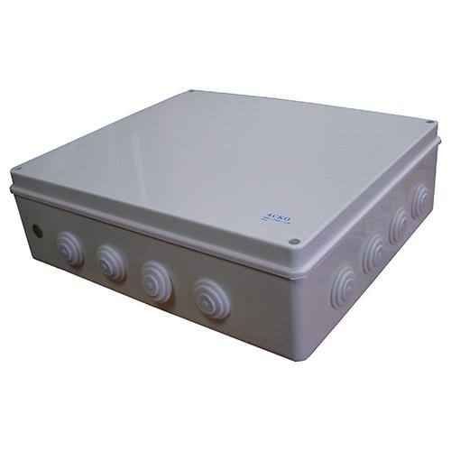 Распределительная коробка 400х350х120, IP55