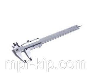 Штангенциркуль аналоговый ШЦ-І-150 (0-150 мм; ±0,05 мм). Госреестр Украины №У1987-95