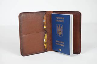 """Обложка на паспорт """"Модель №13"""""""