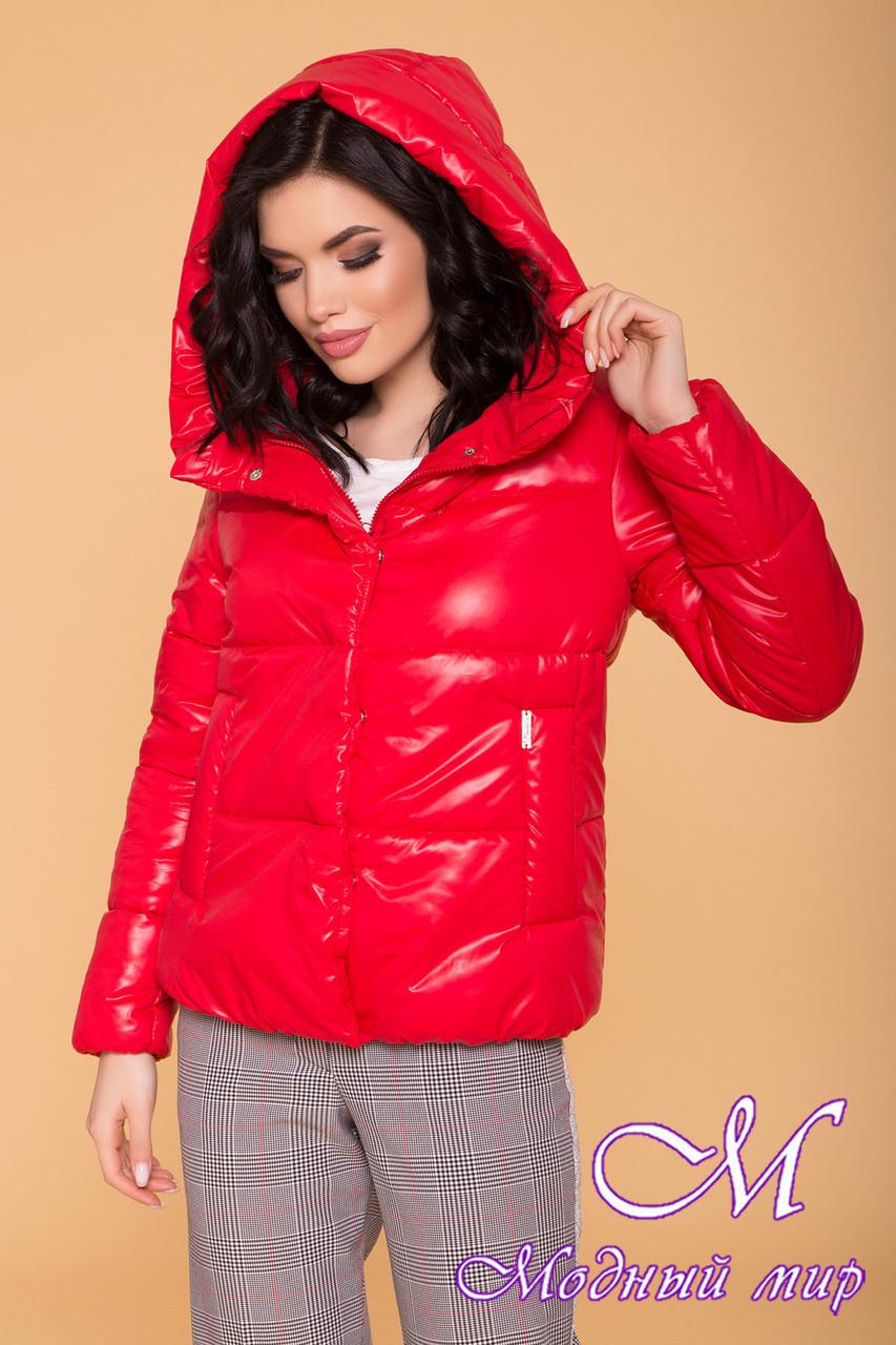 Стильная женская демисезонная куртка (р. S, M, L) арт. Рито 6779 - 41910