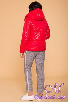Стильная женская демисезонная куртка (р. S, M, L) арт. Рито 6779 - 41910, фото 2