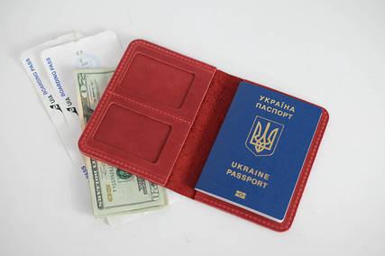 """Обкладинка на паспорт """"Модель №14"""""""