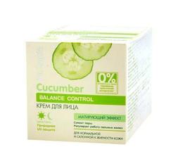 Kpем для обличчя матуючий 50мл Cucumber