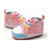 Кеды Guess с разноцветными шнурками для девочки