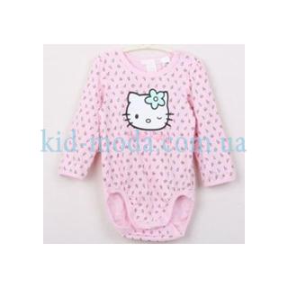 Боди Hello Kitty с принтом