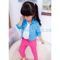 Куртка джинсовая для девочки, фото 1