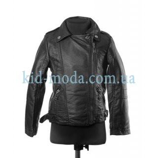 Куртка Zara с ассиметричной застежкой