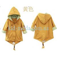 Ветровка-плащ с коротким рукавом для мальчика, фото 1