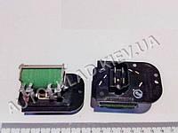 Резистор добавочный печки ВАЗ 2110, 2123 4-х конт., Калуга (2123-811802-01)