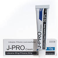 Крем J-PRO обезбаливающий (10g)