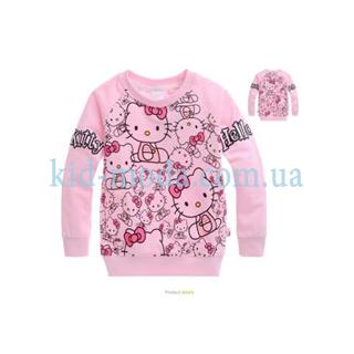 Реглан Hello Kitty с принтом