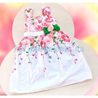 Сукня з квітковим принтом