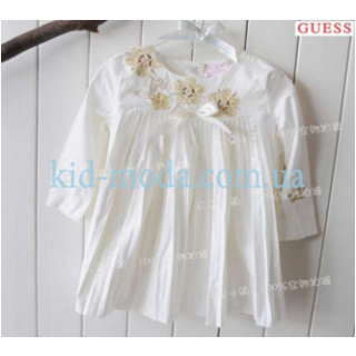 Платье-туника Guess с вышивкой
